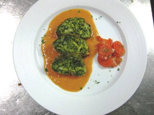 Polpettone Vegetariano Senza Glutine