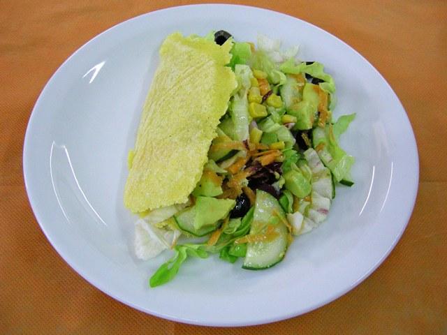 Tacos Messicano Vegetariano