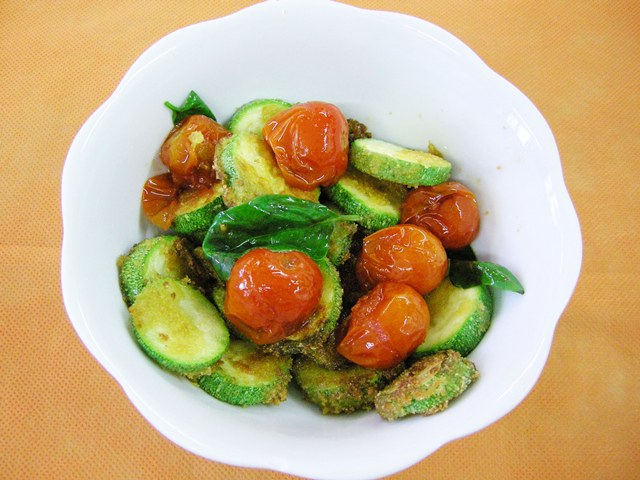 Fantasia Vegetariana Tricolore