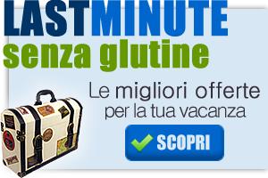 offerte vacanze senza glutine
