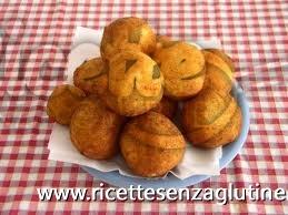 Ricetta Arancini mediterranei senza glutine
