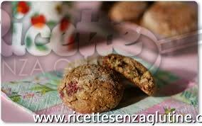 Ricetta Biscotti ai pistacchi e mandorle senza glutine