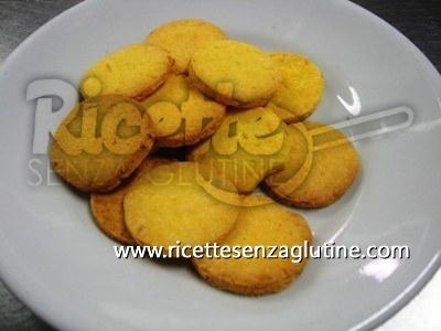 Ricetta Biscotti Senza Glutine senza glutine
