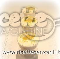 Ricetta Coppette al limone con panna e fichi senza glutine