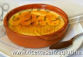 Ricetta Crema Catalana senza glutine senza glutine
