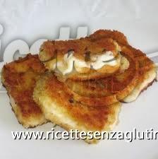 Ricetta Crocchette fritte senza glutine