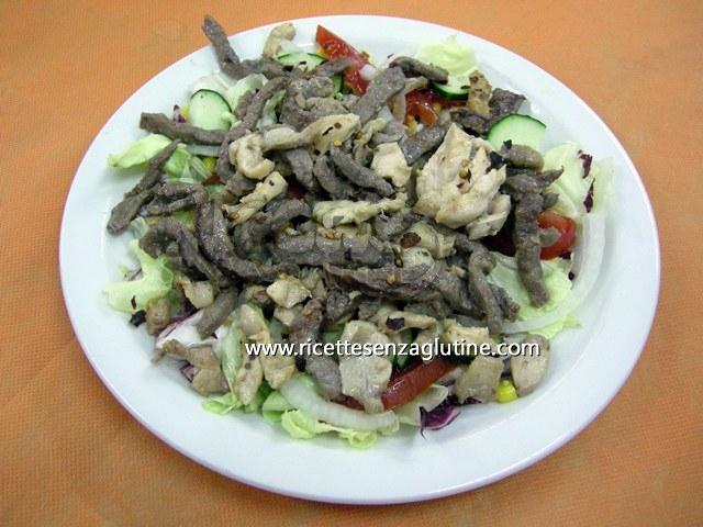 Ricetta Fajitas de Res senza glutine