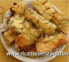 Ricetta Frittelle di zucchine con salsa di limone senza glutine