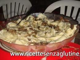 Ricetta Funghi saltati senza glutine