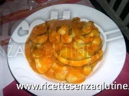 Ricetta Gnocchetti con fagioli e zucca senza glutine