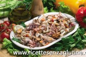 Ricetta Insalata frutti mare senza glutine