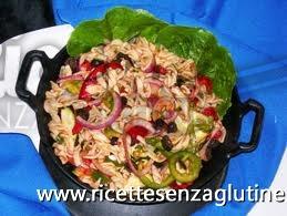 Ricetta Insalata piccante senza glutine