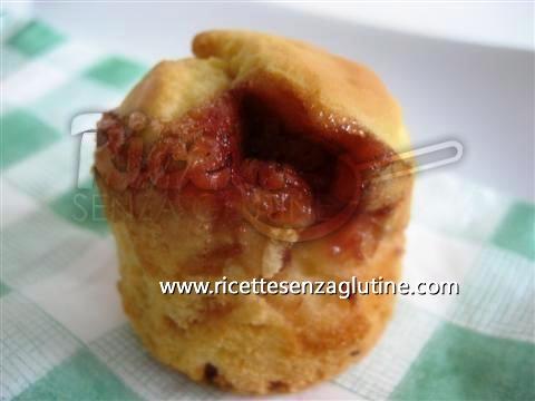 Ricetta Muffin senza glutine senza glutine