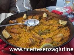Ricetta Paella di Valencia senza glutine