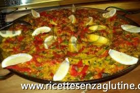 Ricetta Paella senza glutine