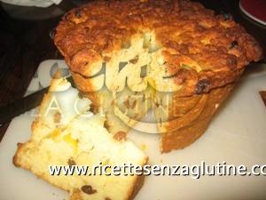 Ricetta Panettone senza glutine senza glutine