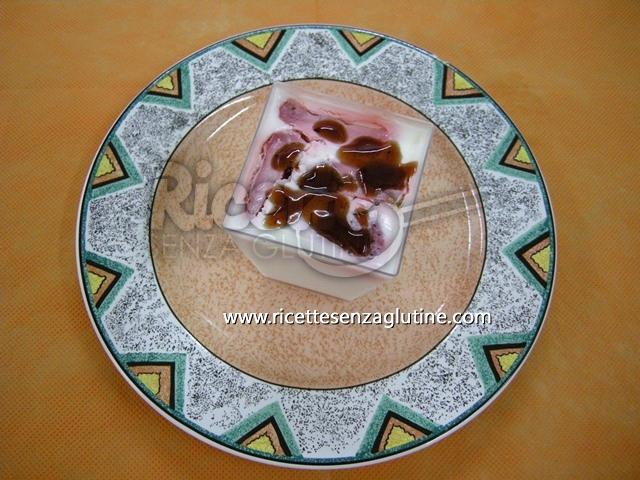 Ricetta Panna cotta alle fragole senza glutine