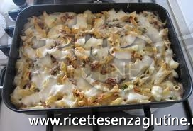Ricetta Pasta al forno deliziosa senza glutine