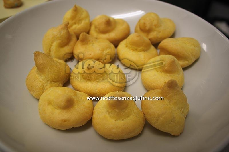 Ricetta Pasta choux senza glutine
