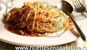Ricetta Pasta con la mollica senza glutine