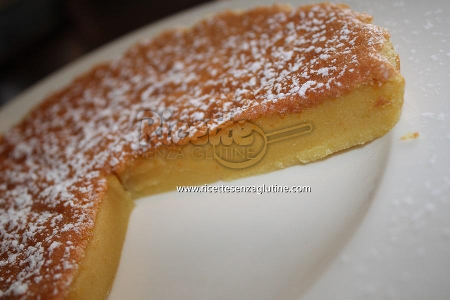 Ricetta Pasta genoise all\'arancia senza glutine