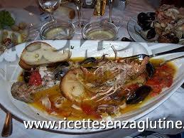 Ricetta Pasticcio di pesce senza glutine