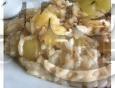 Ricetta Pasticcio di riso, con uva, noci e gorgonzola senza glutine