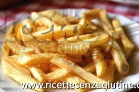 Ricetta Patatine fritte senza glutine