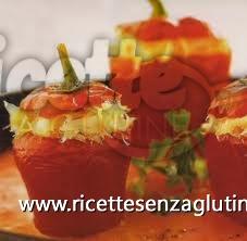 Ricetta Peperoni alla salsa di merluzzo senza glutine