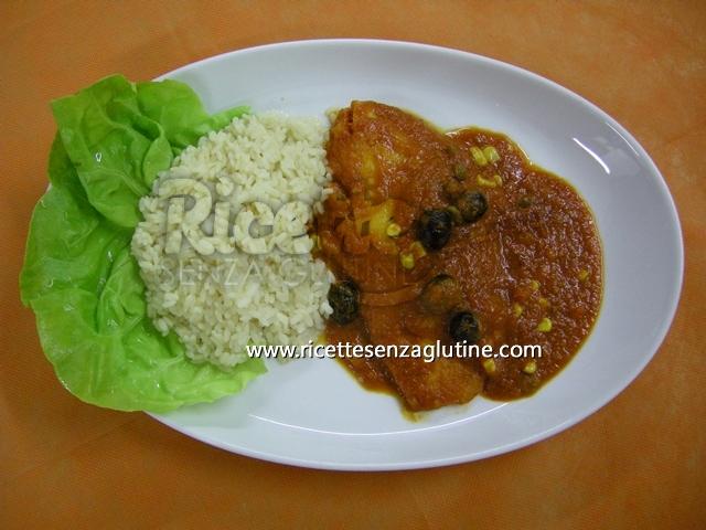 ricetta pesce alla veracruzana senza glutine