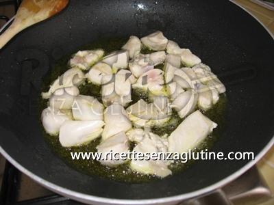 ricetta pollo al curry senza glutine
