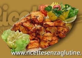 Ricetta Pollo speziato senza glutine