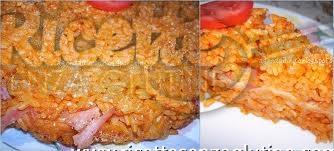 Ricetta Riso al forno con prosciutto crudo e formaggi senza glutine