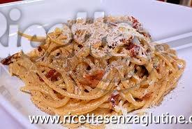 Ricetta Spaghetti alla carbonara senza glutine