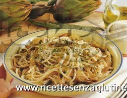 Ricetta Spaghetti patate e prezzemolo senza glutine