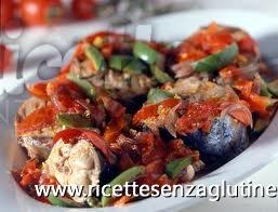 Ricetta Tonno alla siciliana senza glutine