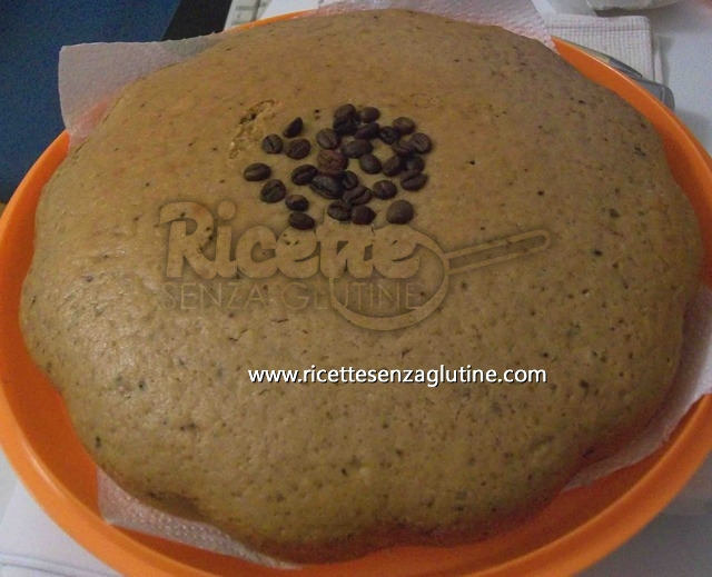 Ricetta Torta al caffè senza glutine