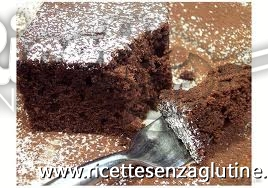 Ricetta Torta senza farina senza glutine