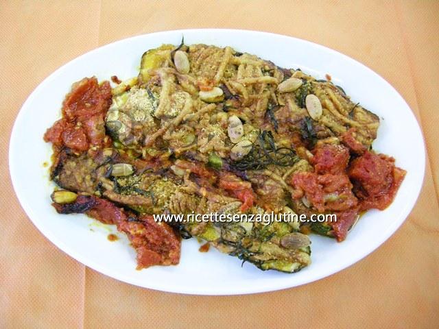 Ricetta Zucchine in crosta senza glutine