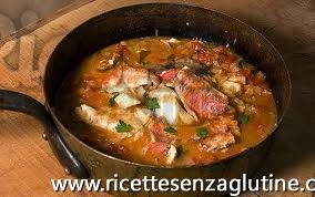 Ricetta Zuppa di pesce senza glutine